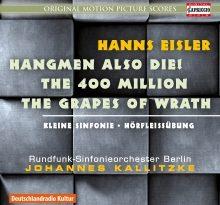 Hanns Eisler: Film Music von Capriccio