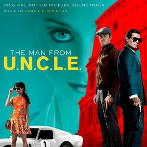 The Man from U.N.C.L.E. – Daniel Pemberton