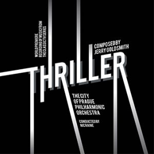 Jerry Goldsmiths Thriller auf CD