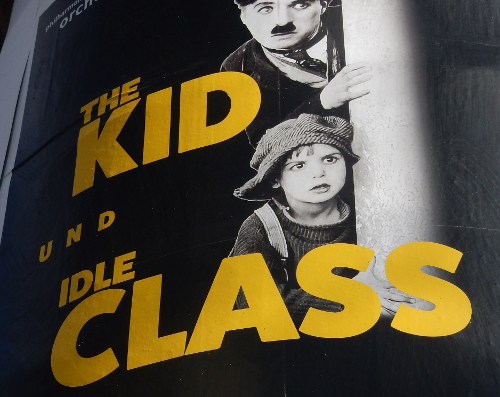 Charlie Chaplin in Kiel:<br>The Kid & Idle Class