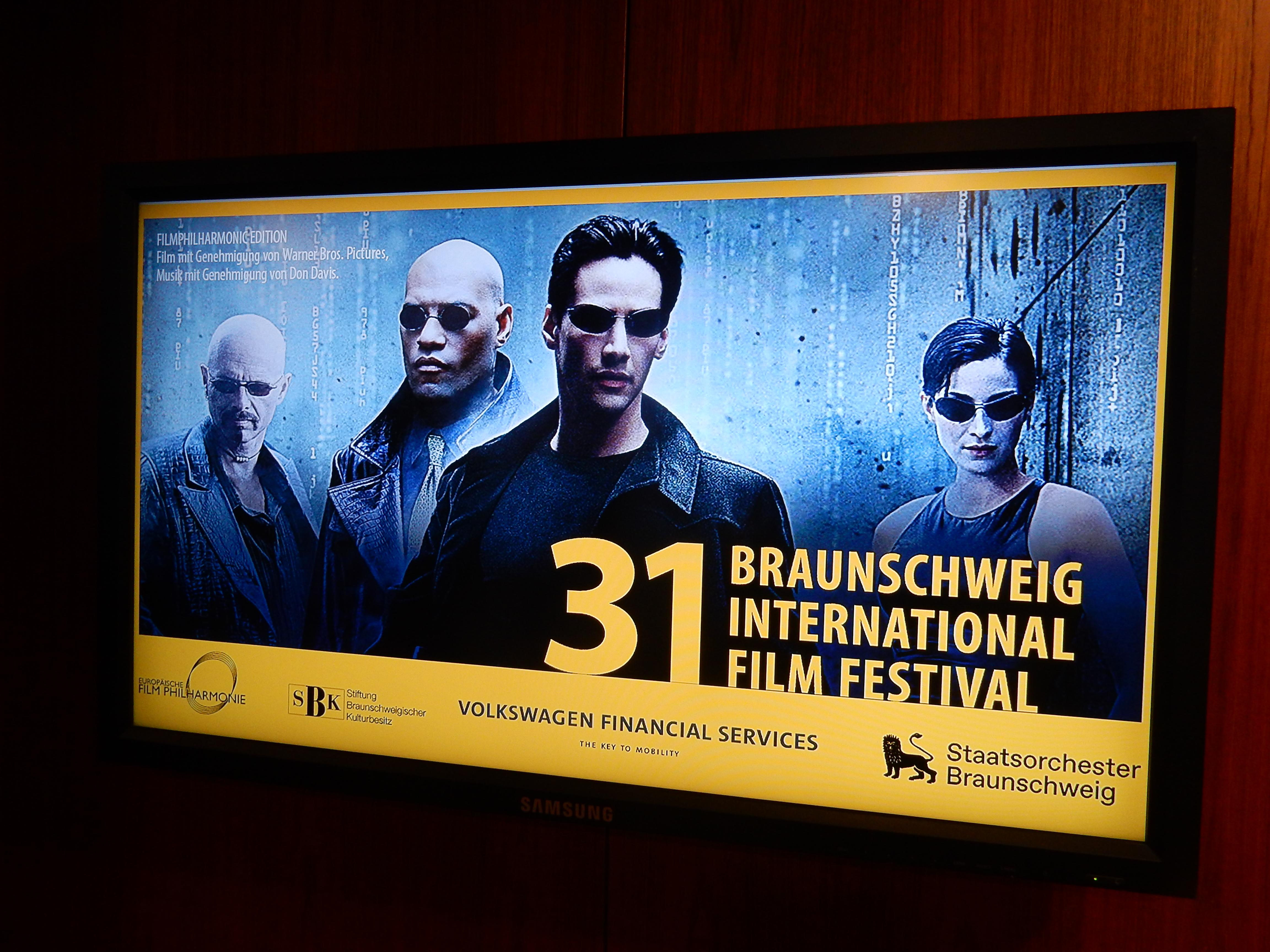 Illusion & Realität: The Matrix in Braunschweig