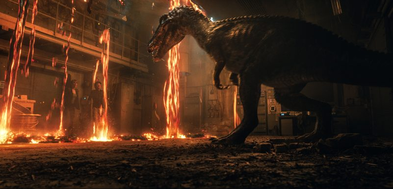 "Jurassic World – Fallen Kingdom- Michael Giacchino – ""Gefangen im Franchise"""