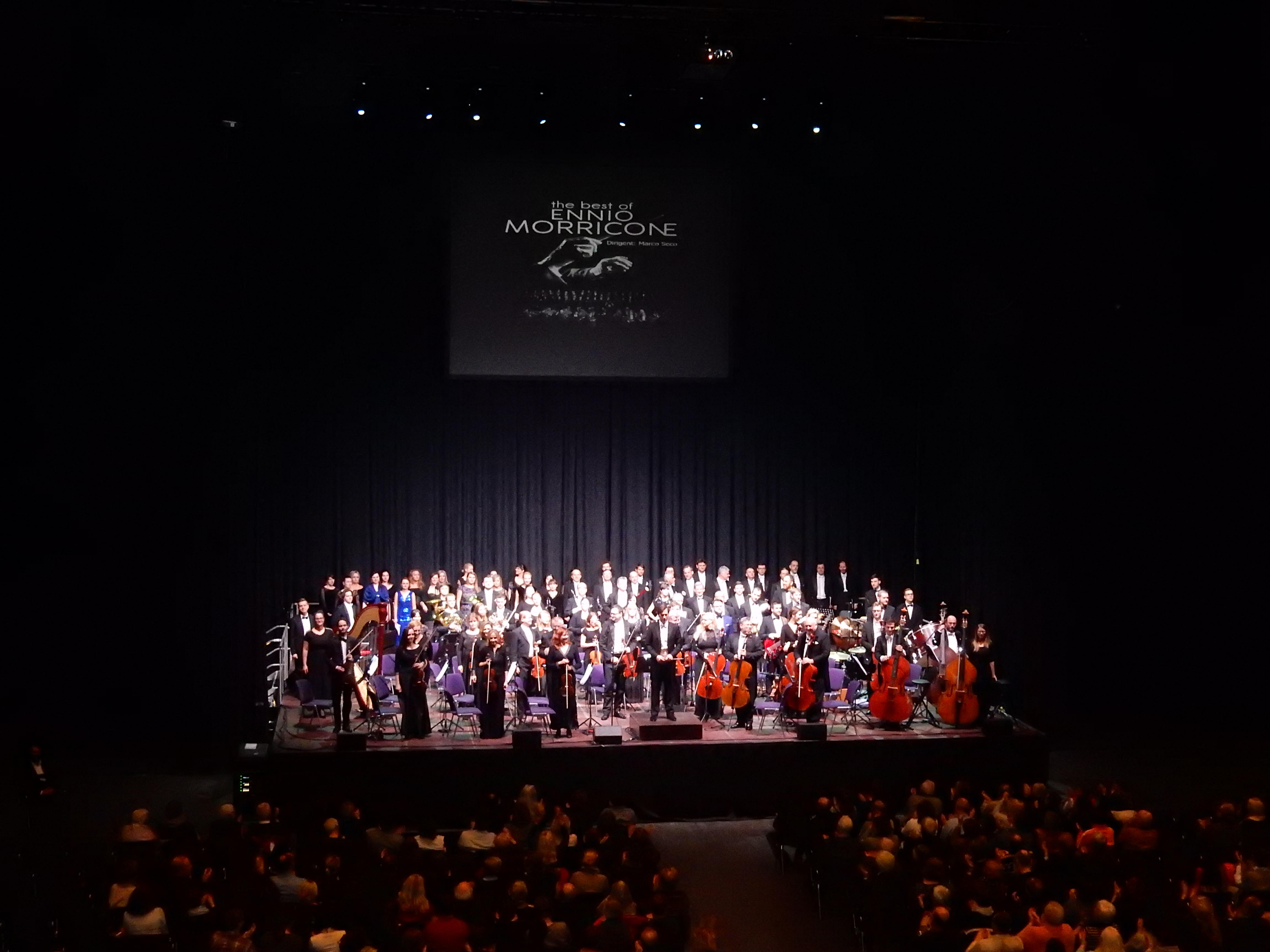 Milano Festival Opera – Filmmusik 2000